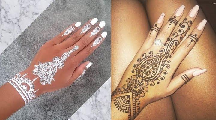 Astonishing Henna Tattoos Designs!