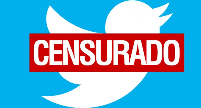 CENSURA TWIITER