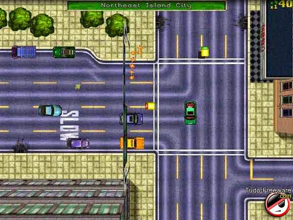 Download Free Retro Games - Grand Theft Auto