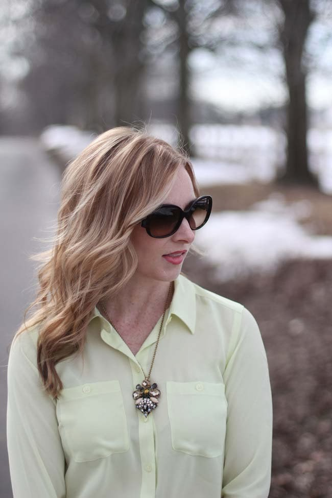chartreuse-blouse