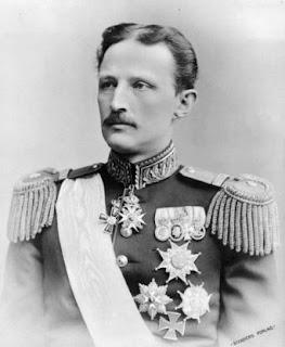 Prince Carl de Suède, duc de Västergötland 1861-1951