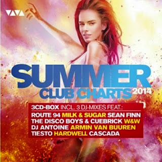 Baixar CD Summer Club Charts 2014 Download
