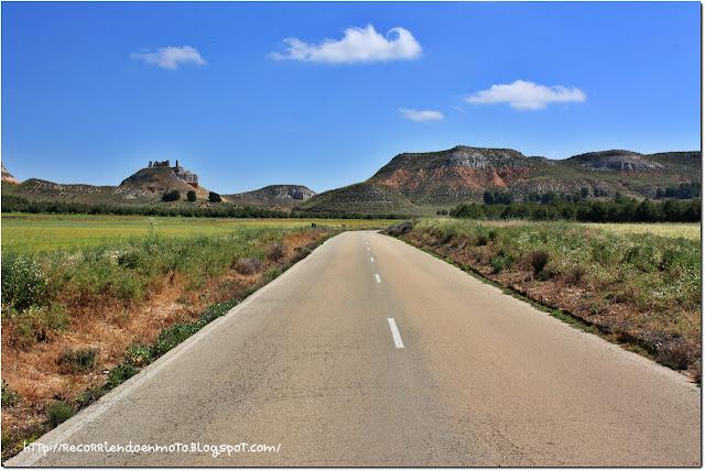 Castillo de Monreal, Dosbarrios