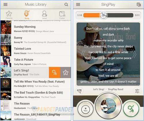 Cara Membuat MP3 Jadi Lagu Karaoke di Android Offline