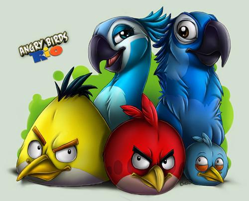 Guía Completa del Juego Angry Birds Rio