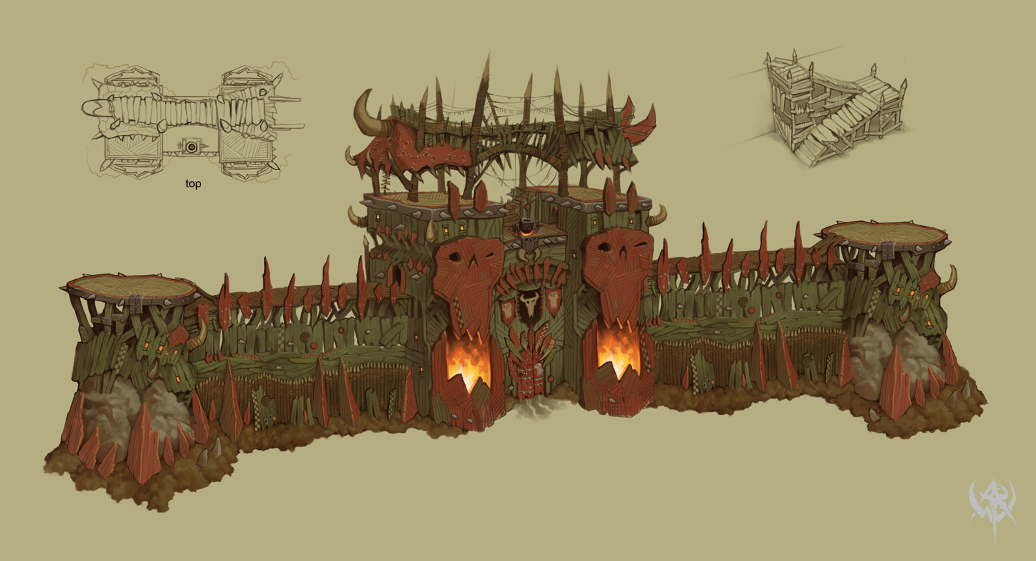 Total War Warhammer How Do I Build Walls