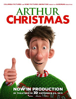 Download Arthur Christmas (2011) TS 350MB Ganool