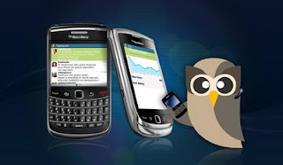HootSuite for BlackBerry released, Android updated with Facebook 1