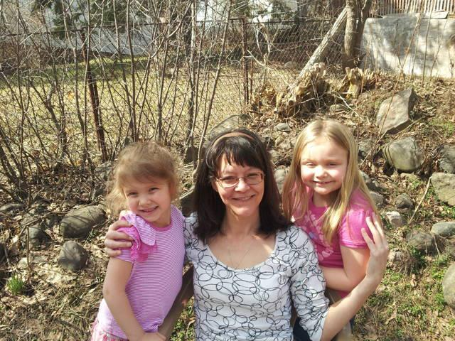 Me and My GrandGirls