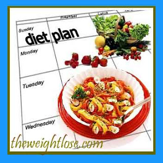 plan for weight loss