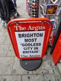 Godless Brighton