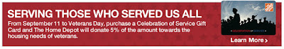 Click to view this Sept. 11, 2011 Home Depot email full-sized