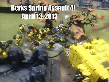 Berks Spring Assault 4!