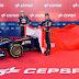 El Toro Rosso STR9 fue develado en Jerez, previo al test