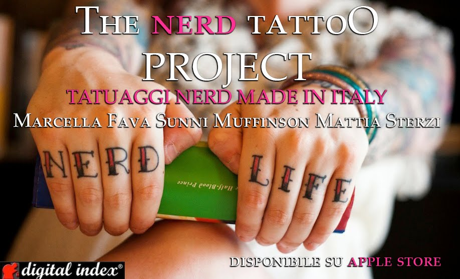 The Nerd Tattoo Blog