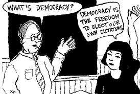 pengertian demokrasi dan macam macam demokrasi harian netral