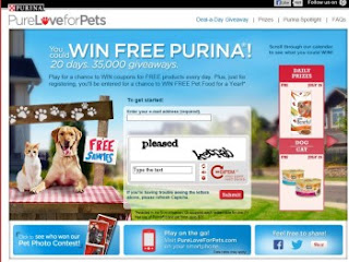 Win Free Pet Food for a Year