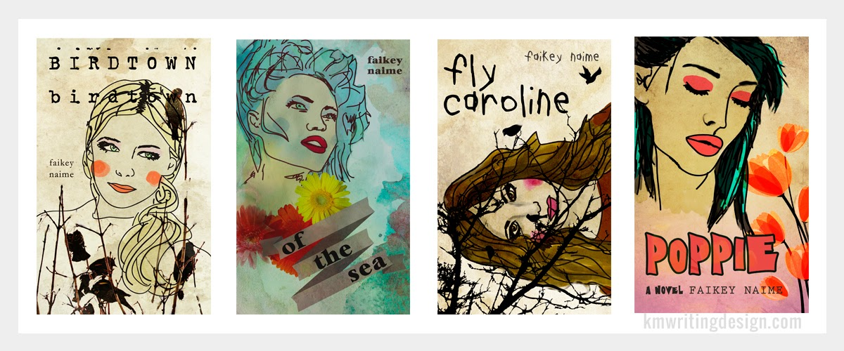 Illustrated Book Cover Questions : Kat mellon writing design custom illustrated book covers