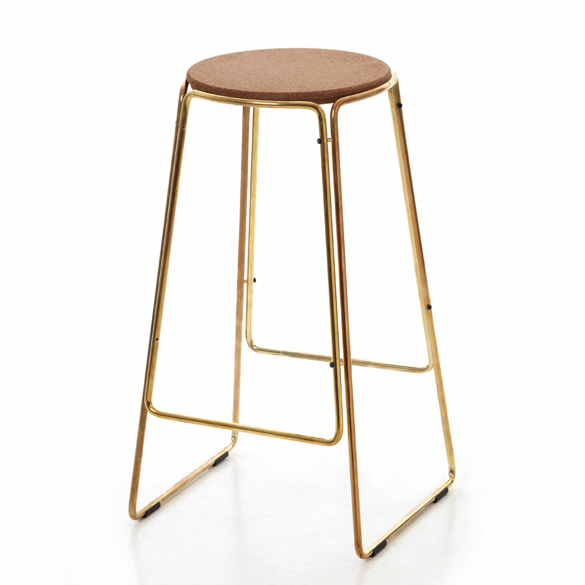 Myleshenryblog Wire Base Stool Round Up