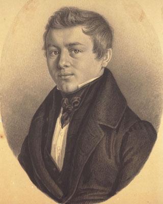 Hermann Friedrich Mogling (1811–1881) also spelt Herrmann Friedrich Moegling German Missionary from Basel Mission in Karnataka