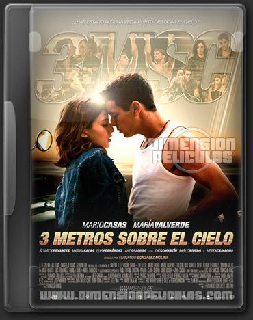 3 metros sobre el cielo (DVDRip Castellano) (2010)