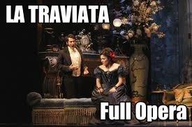 la opera lyrics: