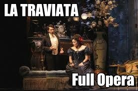 la traviata - translated