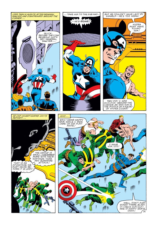 Captain America (1968) Issue #274 #190 - English 15