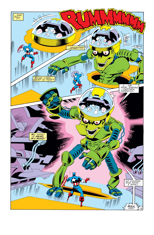 Captain America (1968) Issue #289 #205 - English 14