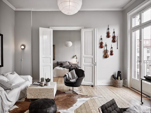 En G�teborg: La preciosa casa de una amante de la m�sica