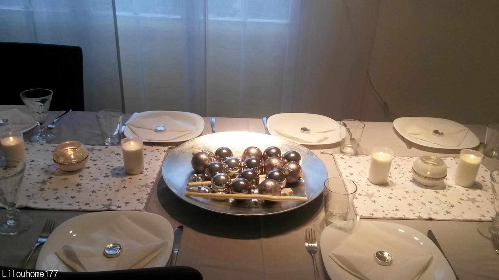 #9A6831 Déco Gris Et Blanc Pour Ma Table De Noël 6193 decoration de table de noel gris et blanc 1600x900 px @ aertt.com