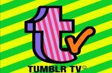 Tumblr lanzó Tumblr TV, canal que permitirá ver gifs animados a pantalla completa