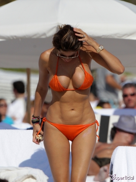Alicia sacramone bikini pics think