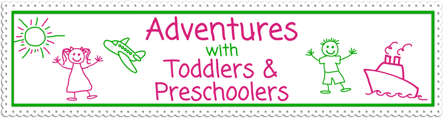 Adventures With Toddlers and Preschoolers