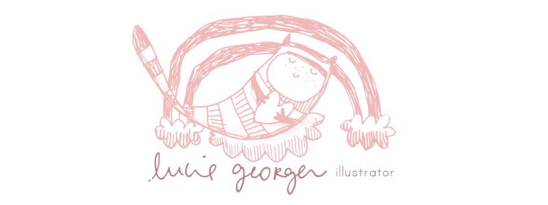 Lucie Georger - illustratrice