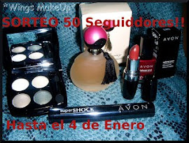 SORTEO EN WINGS MAKEUP