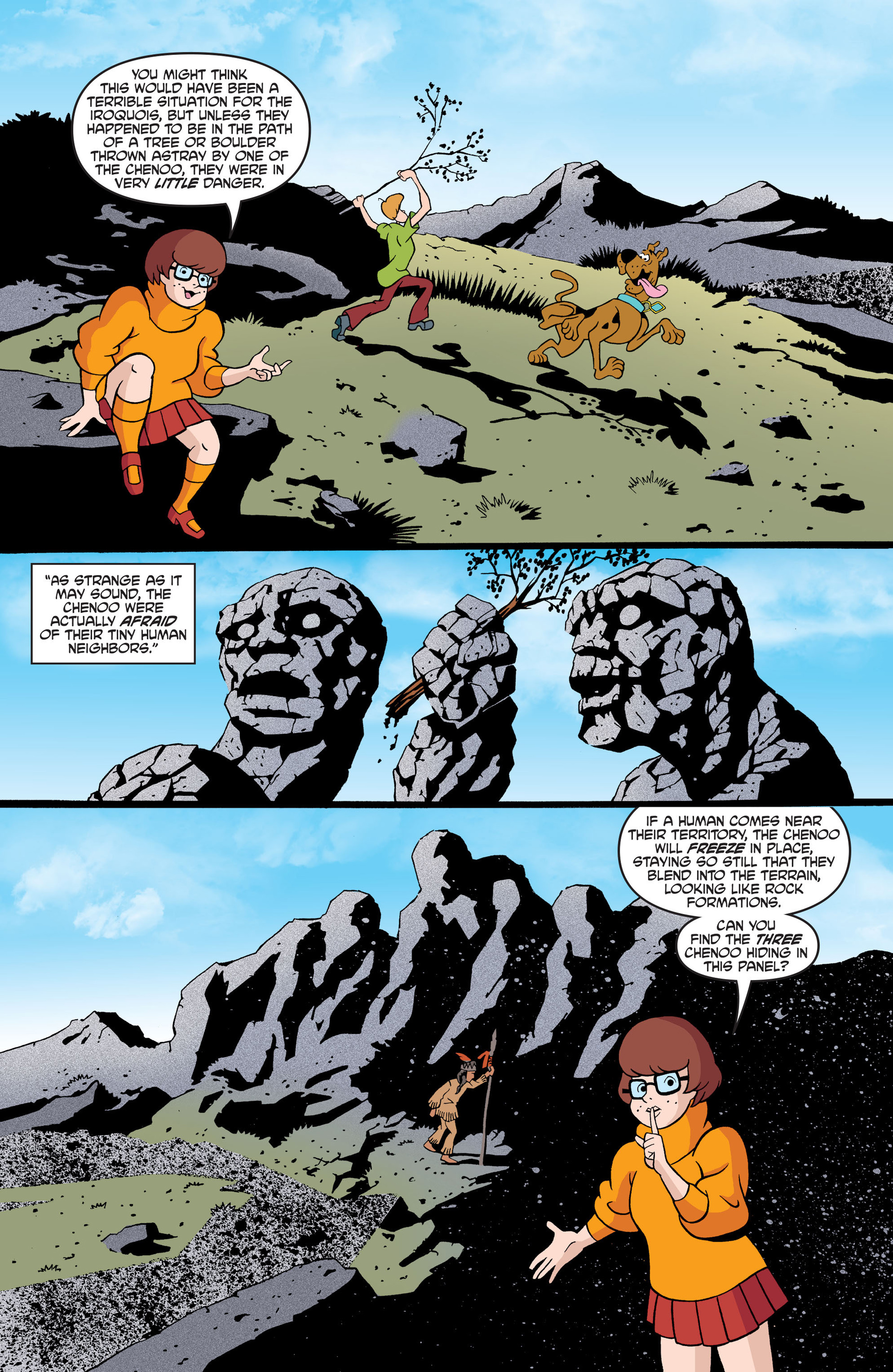 Read online Scooby-Doo: Where Are You? comic -  Issue #41 - 13