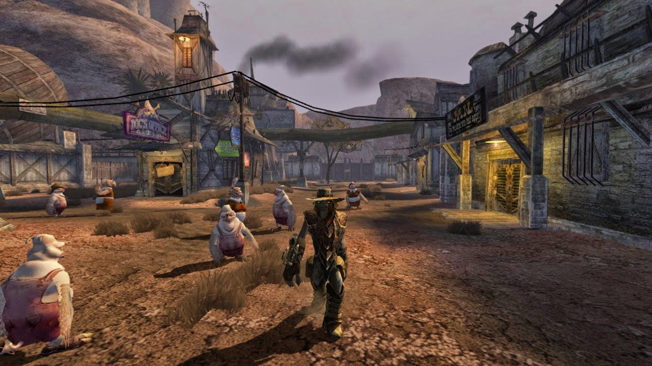 Oddworld: Stranger's Wrath HD PC Download