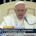 VÍDEO. El Papa Latino se rebela contra el capitalismo de EE.UU.