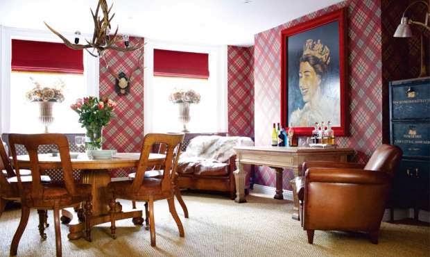 Cool chic style attitude: una residenza a schiera con interni ...