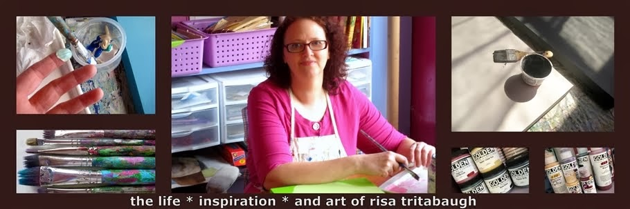 the life  *  inspiration * and art of risa tritabaugh