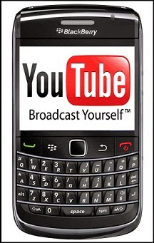 Cara Download Video Youtube di Blackberry
