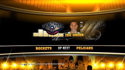 NBA 2K13 ESPN 3D Presentation Add-on (NO Pelicans) Patch