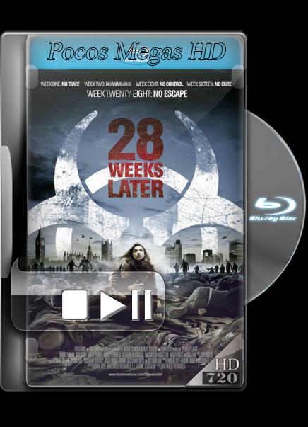 28 semanas después [BRRIP 720P] [AUDIO DUAL LATINO/INGLES] [2007]