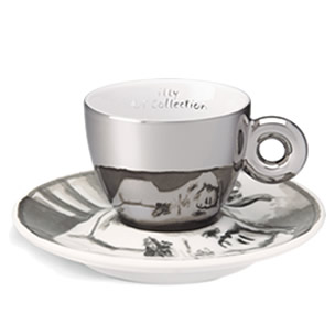 Sin salir de tu casa tazas de caf de dise o illy - Cafetera illy ...