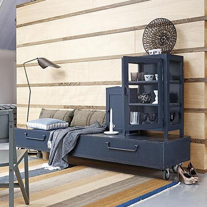 Hom architetti riuso riciclo recupero rifaccio - Riciclo mobili vecchi ...