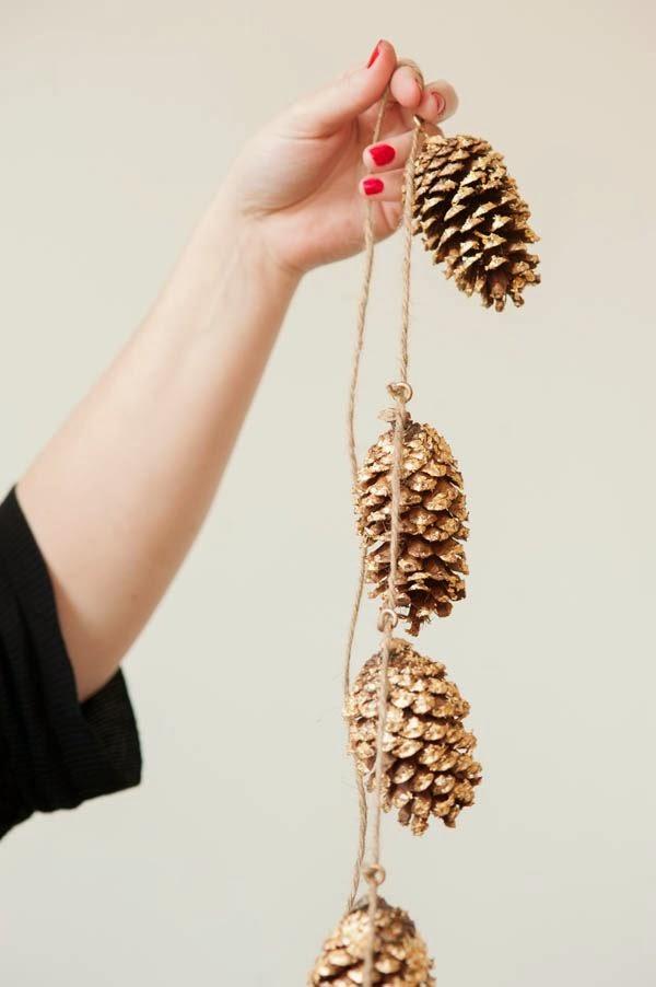 Conosciuto Verso il Natale … idee per decorare le feste   BLOSSOM ZINE BLOG IG21