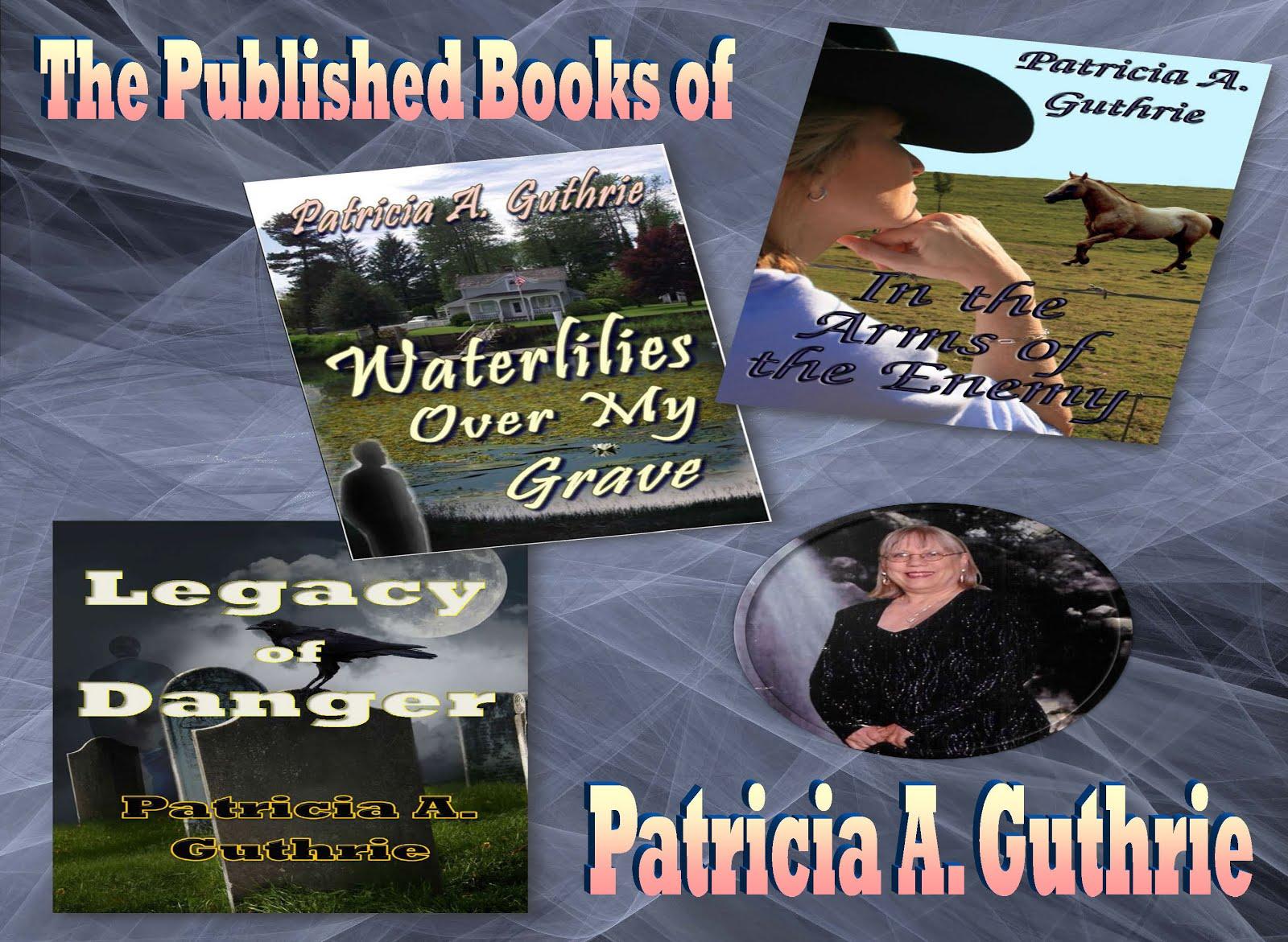 Author, Patricia A. Guthrie