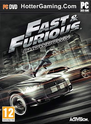 Free Download Fast and Furious Showdown PC Game Cover Photo