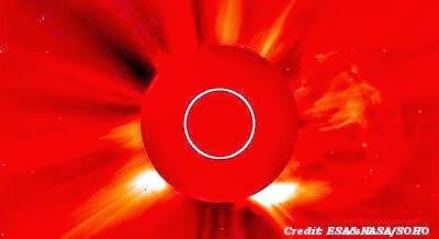 The Massive Solar Blast that Almost Wreaked Havoc on Earth
